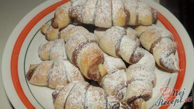 Photo of Dvoubarevné výborné croissanty
