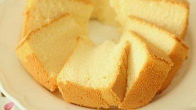 Photo of Nejjednodušší piškotové těsto na koláče a dorty