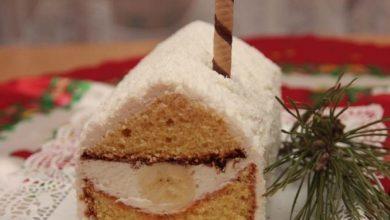 Photo of Vánoční kokosová chaloupka