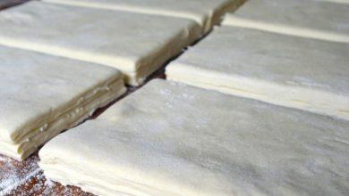 Photo of Základní recept na babiččino listové těsto